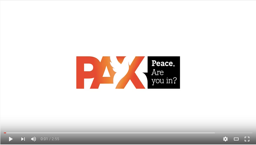 PAX on nuclear weapons