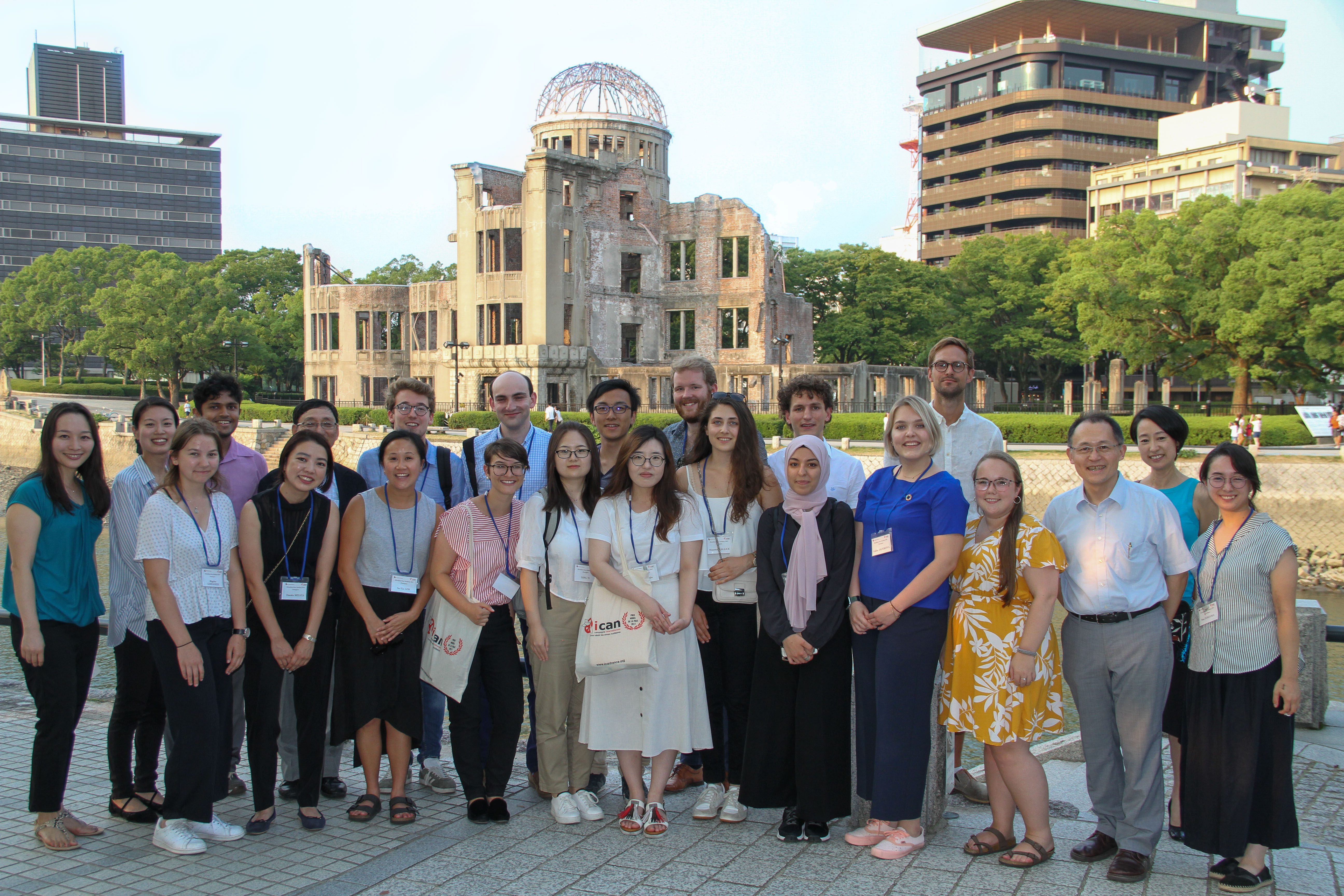 Hiroshima-ICAN Academy on nuclear weapons and global security
