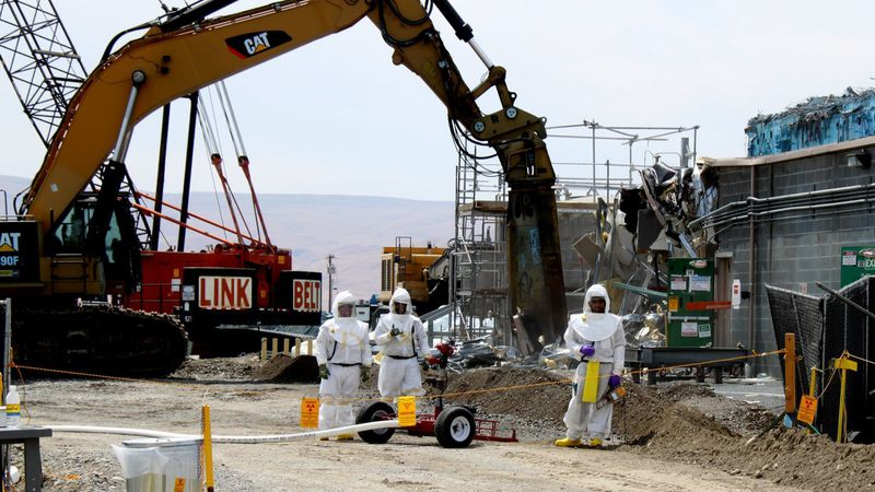 Part 2: Hanford's Dirty Secret– 25,000 years and $80 billion dollars