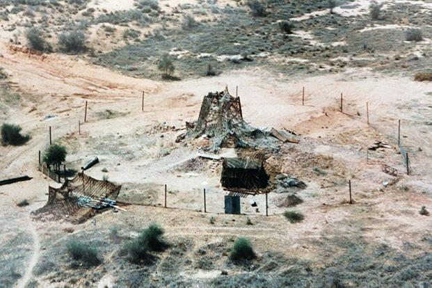 Pokhran Test Site I Government of India
