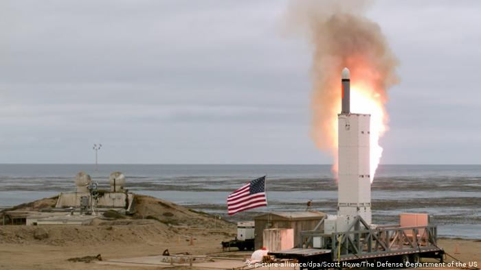The U.S. Missile Test: Provocative and Unnecessary