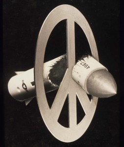 Peter Kennard: Broken Missile