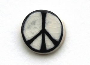Eric Austen, first CND badge. Source: https://cnduk.org/the-symbol/