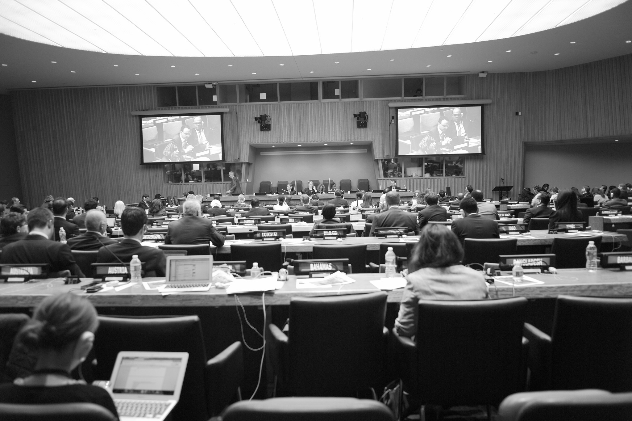First Committee Foreshadows Disarmament Fights At 2020 NPT Review Conference